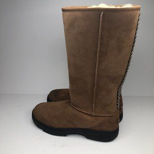 UGG Australia Ultimate Tall Tasman Braid Boots
